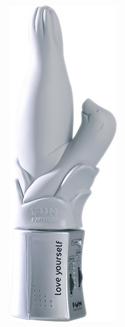 Fun Factory Sally Seal dual rabbit vibrator