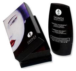 Shunga Secret Garden arousal gel / cream