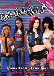 Girls Girls Girls II porn DVD