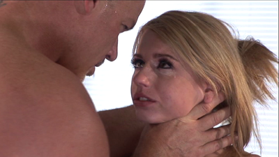 Mark dominates Lexi, punishing her with choking, and with swift slaps to the ...