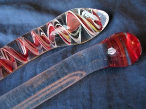 Vortex and Pleasure Wand from RubyGlass21