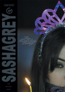 The Birthday Party DVD starring Sasha Grey