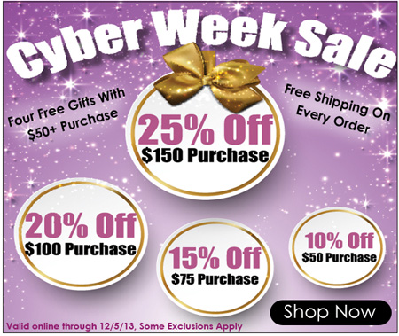 Cyber Week at GoodVibes!
