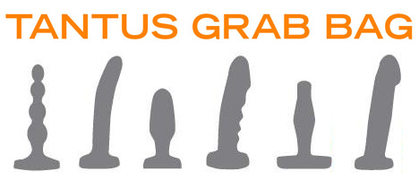 Tantus Grab Bag: super discounted silicone sex toys!