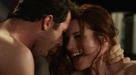 James Deen and Stoya in Code of Honor
