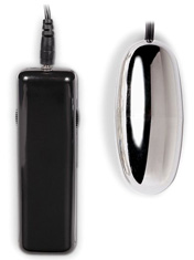 Pleasure Works Silver Bullet vibrator