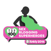 Kinkly Sex Blogging Superheroes 2016