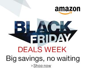 Black Friday deals week at Amazon