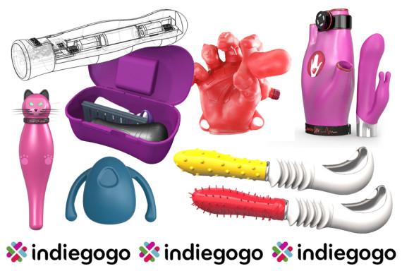 Sex toy crowdfunding Indiegogo nightmares