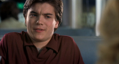 "Matthew (Emile Hirsch) in The Girl Next Door saying he's done ""so much nuts stuff, it's just off the hook, off the walls."""