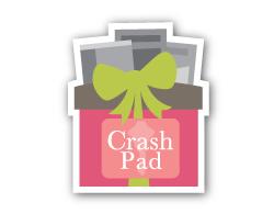 A year membership to Crash Pad Series