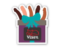 A VixSkin dildo of your choice