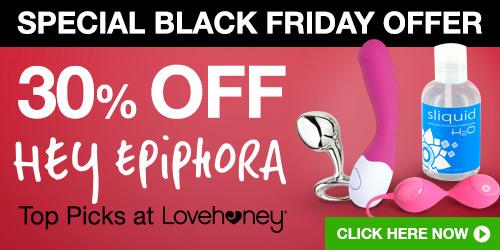 30% off Epiphora's picks at Lovehoney!
