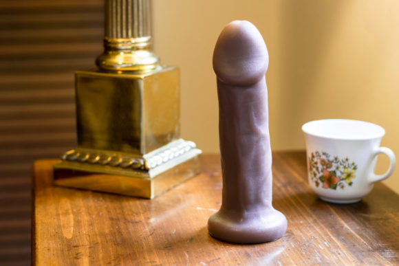 New York Toy Collective Carter silicone dildo